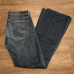 Citizens of Humanity Jeans ingrid #002 flair 25x30